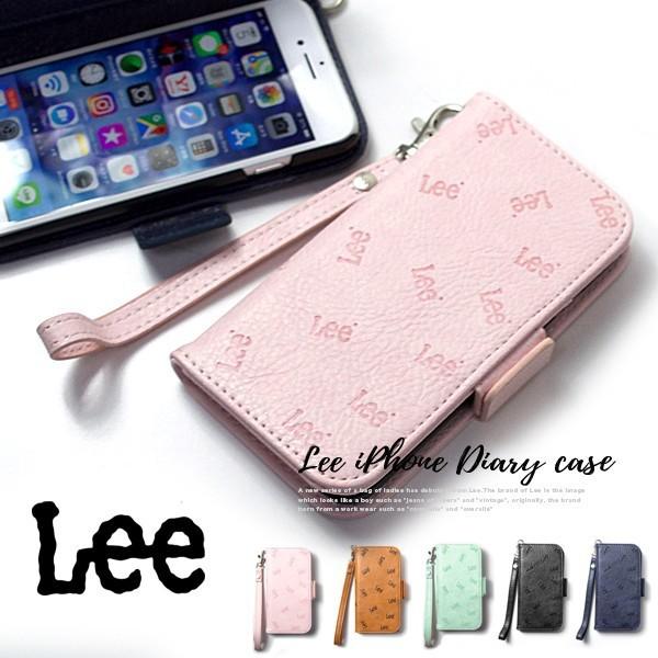 iPhone6・iPhone7・iPhone8カバー Lee リー レデ...