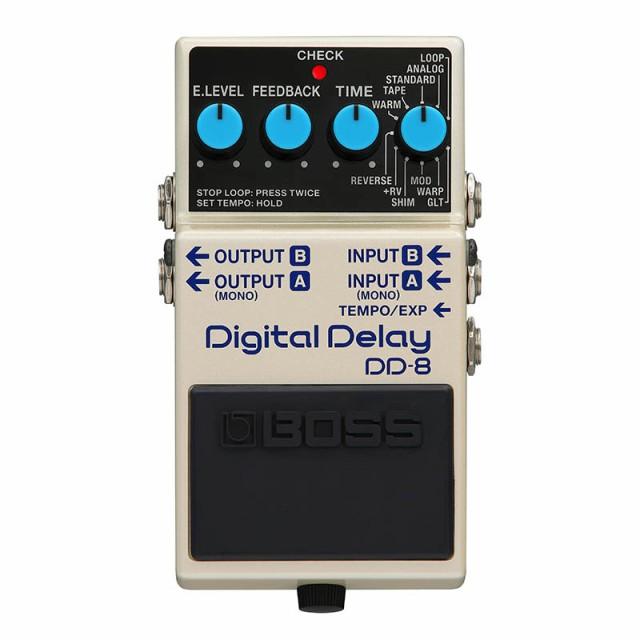 BOSS DD-8 [Digital Delay] 【10月26日発売予定】...