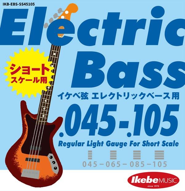 "IKEBE ORIGINAL Electric Bass Strings ""イケベ..."