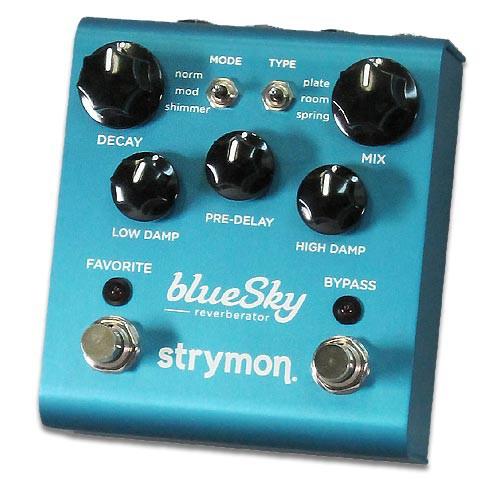 strymon blueSky [Reverbrator] 【特価】