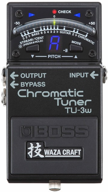 "BOSS TU-3W(J) ""MADE IN JAPAN"" [Chromatic Tuner 技 Waza Craft Series Special Edition] 【期間限定★送料無料】 【ikbp5】"