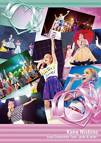 Love Collection Tour ~pink & mint~ [DVD](中古...