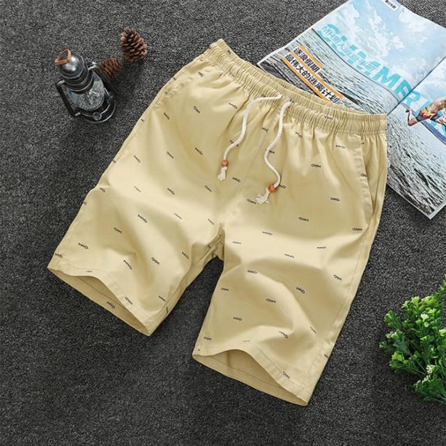 メンズ ショートパンツ  5分丈 パンツ ハーフパン...