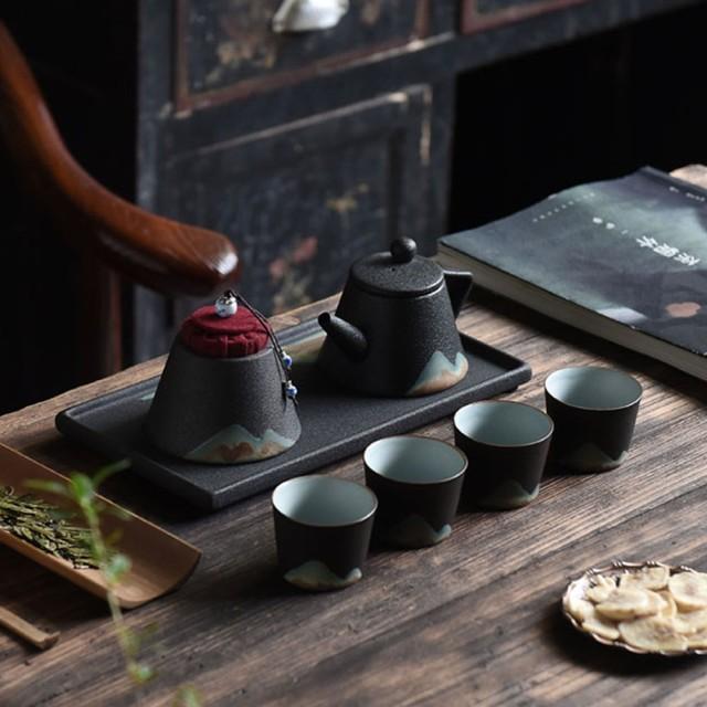 茶器 セット 急須セット お茶セット湯呑み 茶道...