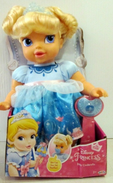 Disney シンデレラ 幼いシンデレラ 人形