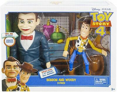 トイ・ストーリー フィギュア Benson and Woody C...