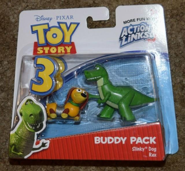 トイストーリー3 Buddy Pack Mattel Slinky Dog R...