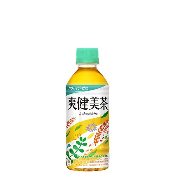 【工場直送】【送料無料】爽健美茶 300mlPET 24本...