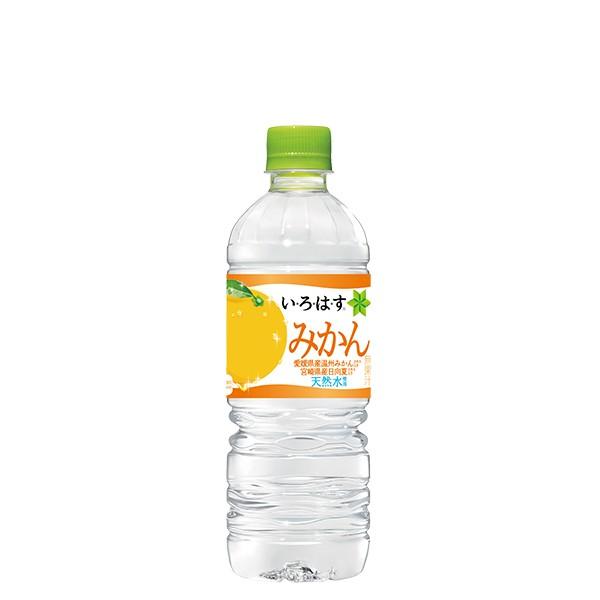 【工場直送】【送料無料】い・ろ・は・す みかん(...