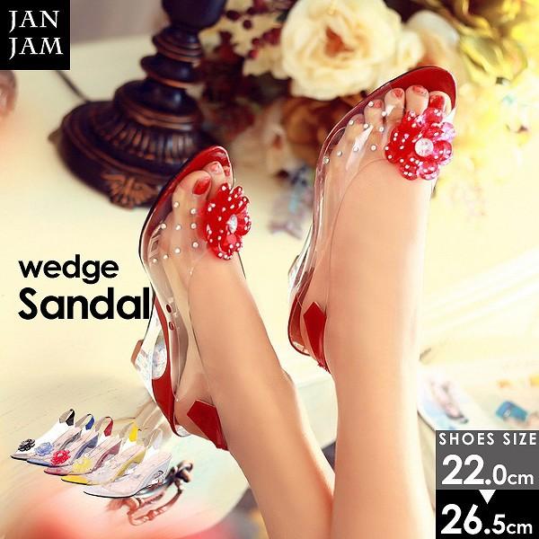 大きいサイズ レディース 靴 サンダル【22〜26.5c...