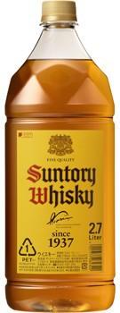 サントリー ウイスキー 角瓶 2.7L ペットボトル...