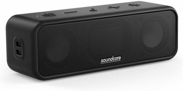 Anker Soundcore 3 Bluetooth スピーカー BassUp...