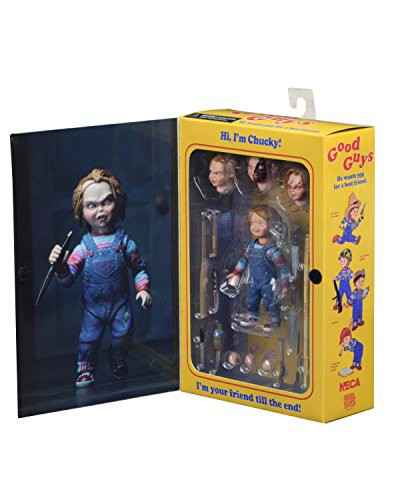 Neca - Figurine Chucky Ultimate Edition 10cm -...