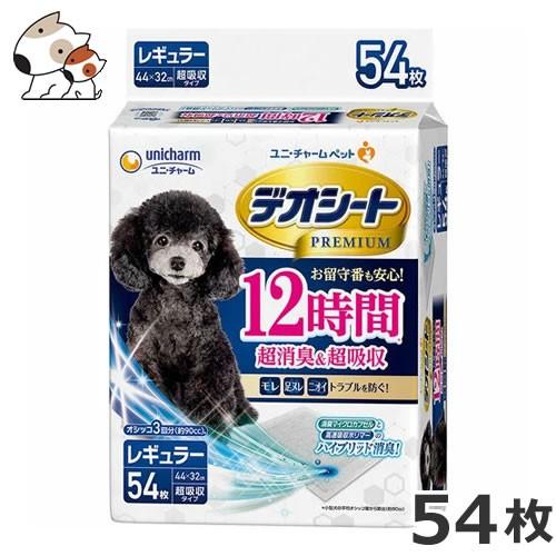 ユニ・チャーム ペットケア デオシート Premium 1...