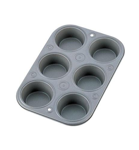 フッ素樹脂 ベイクウェアー マフィンパンケーキ...