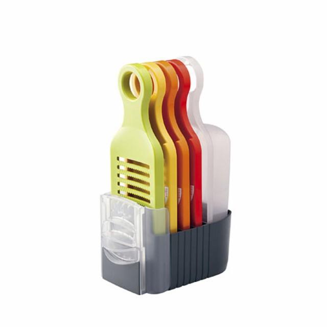 野菜調理器 Qシリーズ Aセット    [7-0627-06...