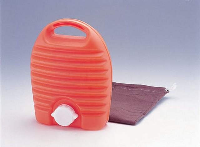 立つ湯たんぽ M 2.6L袋付    [7-2386-1101...