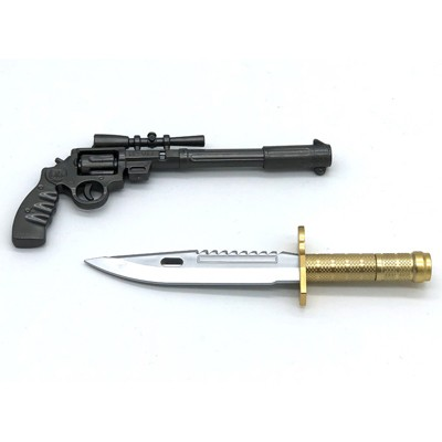 ロジック ボールペン ピストル 剣 3種セット(ナ...