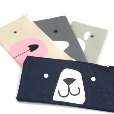 ロジック ペンケース 犬 4種類セット [LG-PENCASE...