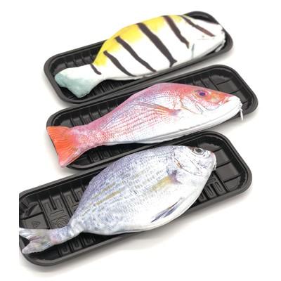 ロジック ペンケース 魚 [LG-PENCASE-FISH] 文房...