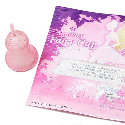 日本製 月経カップ Fairy Cup フェアリーカップ