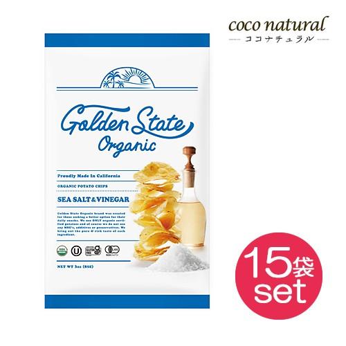 Golden State Organic オーガニックポテトチップ...