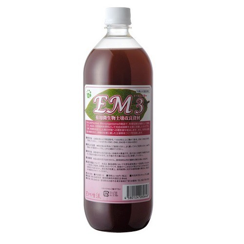 EM生活 EM3 1L