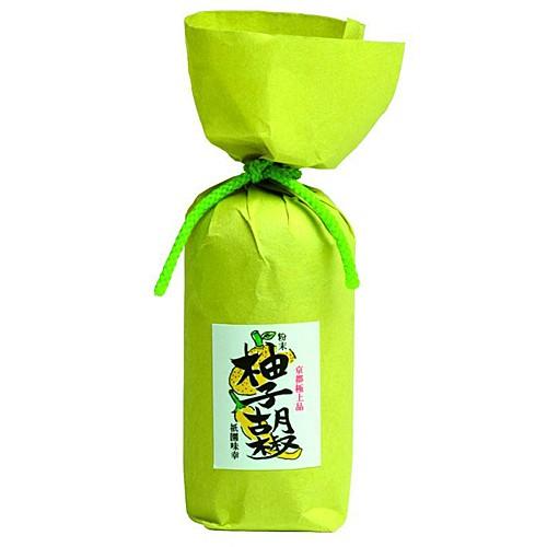 祇園味幸 粉末柚子胡椒 16g(瓶)【一味唐辛子/国産...