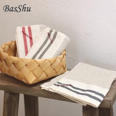 ハンドタオル BasShu 日本製