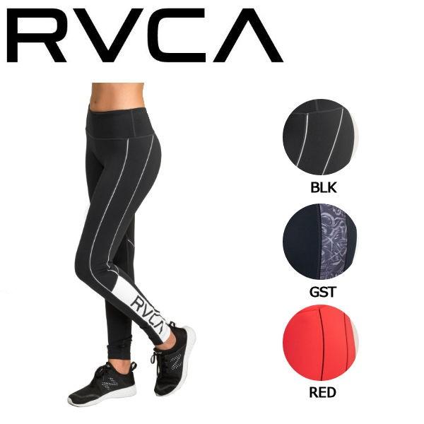 【RVCA】ルーカ VA LEGGING コンプレッションウェ...