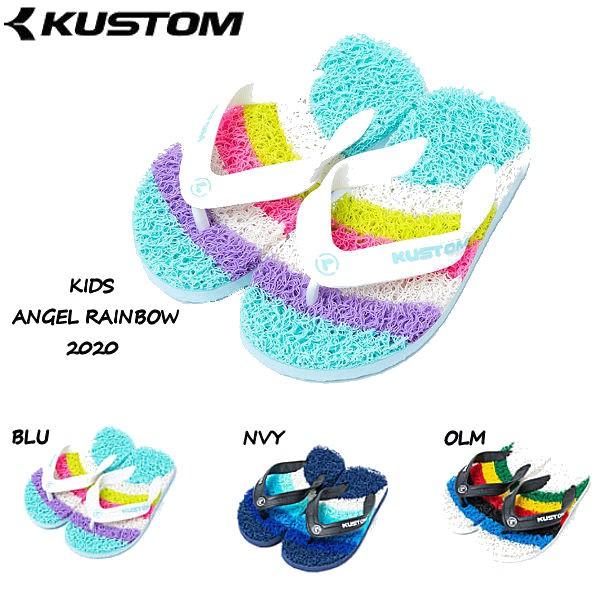 【KUSTOM】カスタム2020春夏 KIDS ANGEL RAINBOW ...