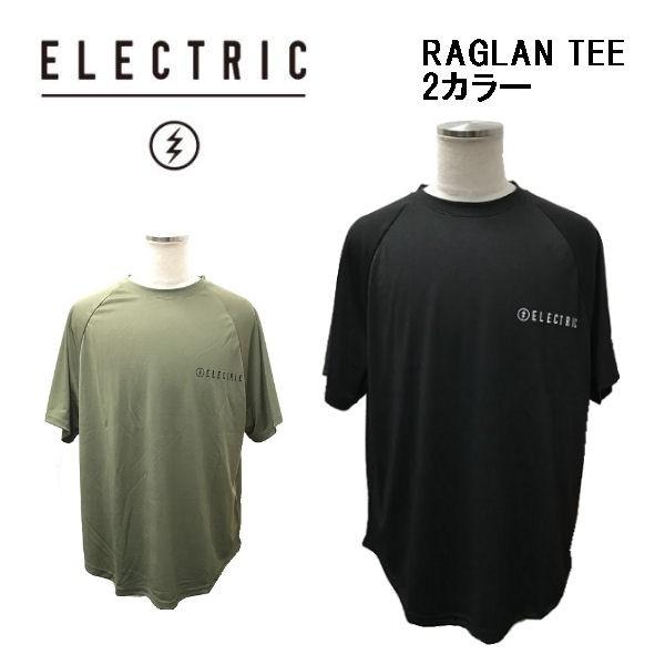 【ELECTRIC】エレクトリック 2020春夏 RAGLAN TEE...