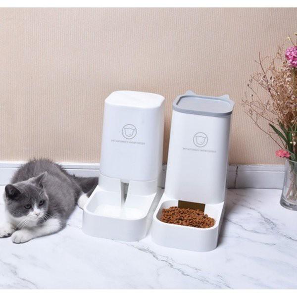 犬 猫 ペット 餌ボウル 餌やり 自動ディスペンサ...