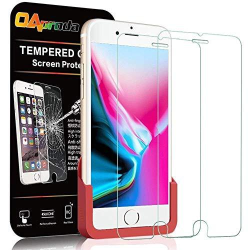 OAproda iPhone8/7/6/6s 用 ガラスフィルム 4.7イ...