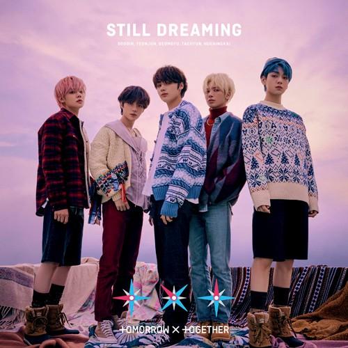 TXT(Tomorrow x Together)/ STILL DREAMING <初...