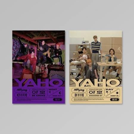N.FLYING/ YAHO(夜好) -6th Mini Album ※ラン...