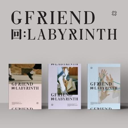 【メール便送料無料】GFRIEND/ 回:LABYRINTH ※ラ...