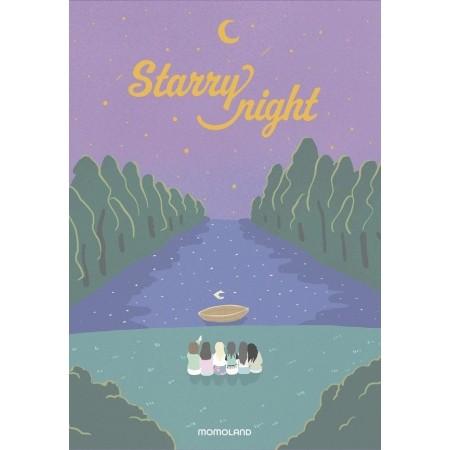 MOMOLAND/ STARRY NIGHT -Special Album (CD) 韓...