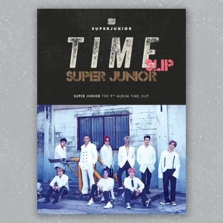 【メール便送料無料】SUPER JUNIOR/ TIME SLIP -9...