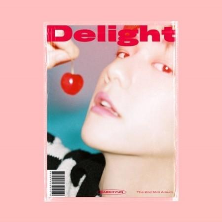 【メール便送料無料】ベクヒョン(EXO)/ DELIGHT -...