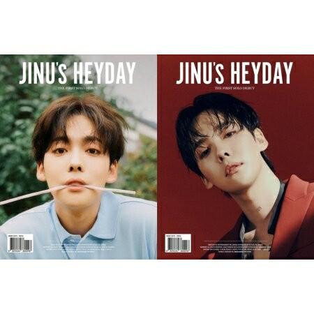 キム・ジヌ(WINNER)/ JINU'S HEYDAY -1st Single...