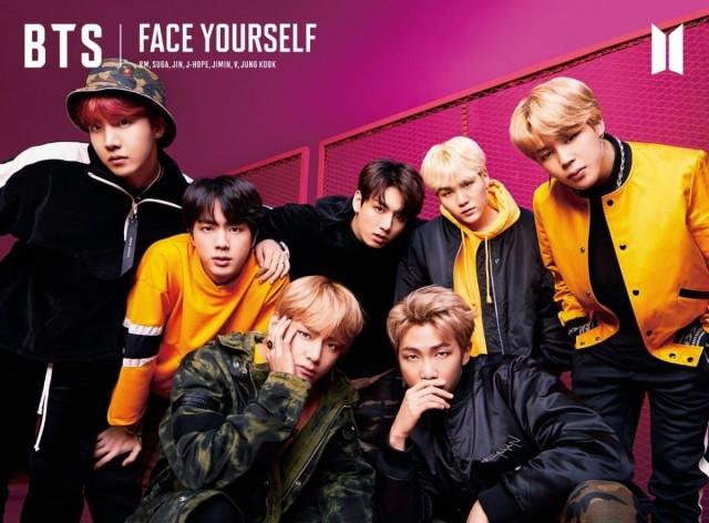 BTS(防弾少年団)/ FACE YOURSELF <初回限定盤B>...