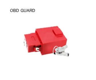 カーセキュリティ OBD ガード レッド MPDFS-01R...