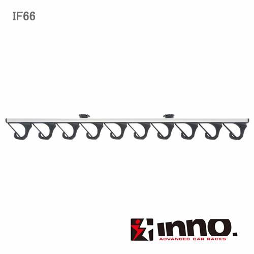 カーメイト INNO IF66 Jフックホルダー10