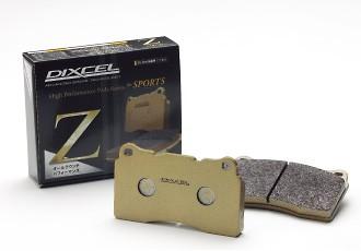 DIXCEL ディクセル ブレーキパッド タイプZ リ...