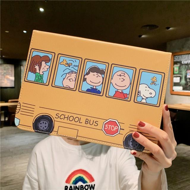 SNOOPY スヌーピー ipad ケース iPad第7世代10.2 ...