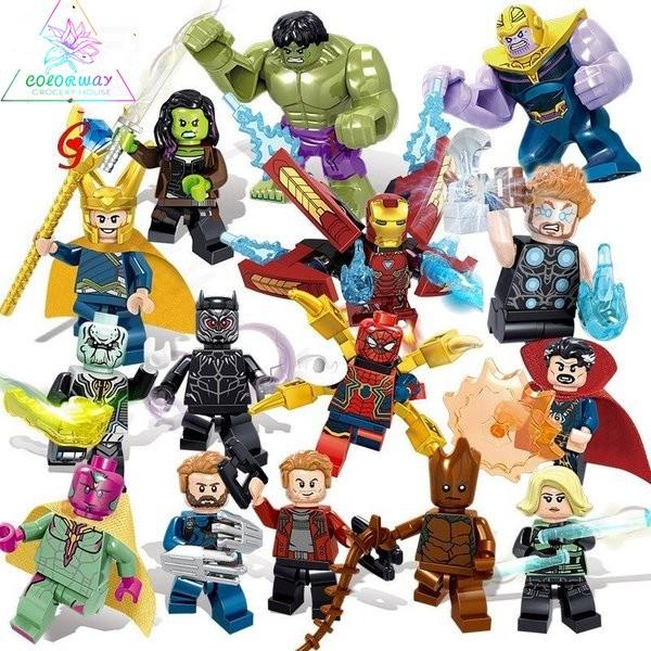 レゴ レゴブロック LEGO レゴミニフィグ アベンジ...