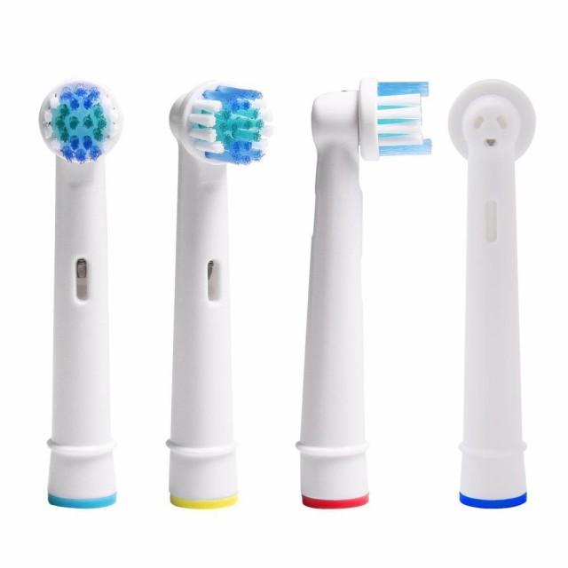 【送料無料】 電動歯ブラシ 互換性 替えブラシ 4...