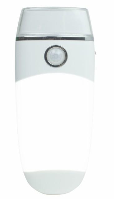 ムサシ LED壁ホタルセンサー AL-300 0.6W 屋内用 ...