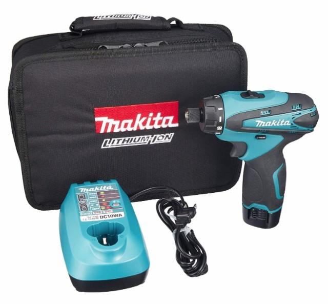 マキタ 充電式ドライバドリル DF030DWSP バッテリ...